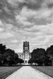 Западный университет - здание университета Стоковое Изображение