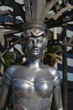 Запад Mae, бульвар Голливуда Стоковое Изображение