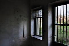 запертые окна двери Стоковая Фотография RF