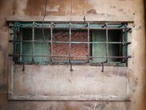 запертые окна Стоковое Фото