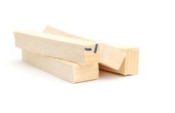 запирает древесину стоковые фотографии rf