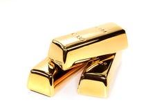 запирает золото Стоковое Фото