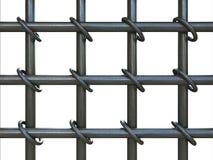 запирает тюрьму Стоковое Изображение
