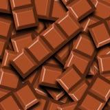 запирает шоколад Стоковые Фото