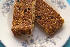 запирает granola домодельный стоковые фотографии rf