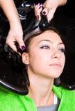 запиток волос стоковые изображения