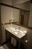 запиток дома ванной комнаты тазика отнесенный гостиницой Стоковые Изображения RF