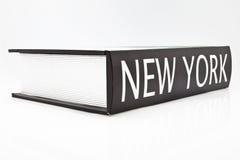запишите New York Стоковые Изображения RF