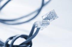 заплата системы платного кабельного телевидения Стоковые Изображения