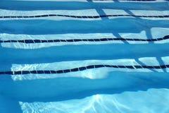заплывание бассеина майн Стоковая Фотография RF
