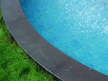 заплывание бассеина Стоковые Фото