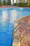 заплывание бассеина Стоковая Фотография RF