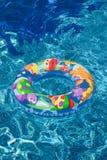 заплывание кольца резиновое Стоковые Изображения