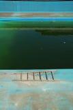 заплывание пакостного бассеина Стоковые Фото