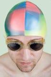 заплывание спорта Стоковые Фотографии RF