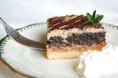 заполированность пасхи торта стоковое изображение rf