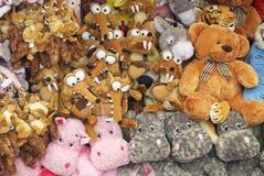 заполненные животные Стоковые Фото