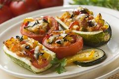 заполненные овощи Стоковые Фотографии RF