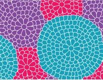 заполненные цветки Стоковая Фотография RF