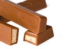 заполненный шоколад Стоковое фото RF