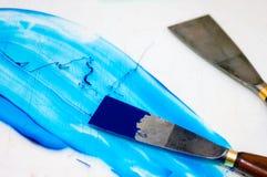 заполняя ножи Стоковые Фотографии RF