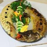 Заполненные рыбы, Pike Стоковое Фото