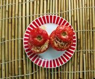Заполненный томат Ближний Востока Стоковая Фотография RF