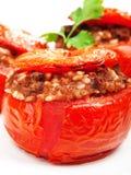 заполненный томат Стоковая Фотография RF