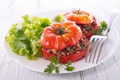 заполненный томат Стоковые Изображения