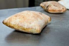 Заполненный хлеб Стоковые Фотографии RF