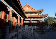 Запретный город, Пекин, Китай Стоковые Фото