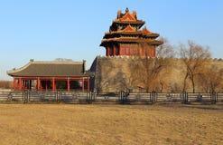 Запретный город, Пекин, Китай Стоковые Изображения RF