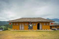 Запрет Rak тайское, китайское поселение Стоковое Фото