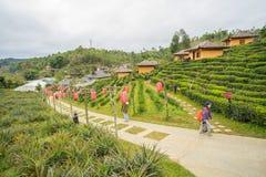 Запрет Rak тайское, китайское поселение Стоковые Фото