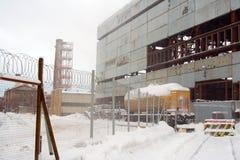 запрещенная зона Стоковая Фотография RF
