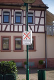 Запрещенная игра шарика Стоковые Фотографии RF