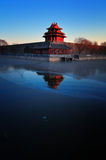 Запрещенный город, Пекин, Китай Стоковые Изображения