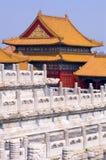 запрещенный город Пекин Стоковая Фотография RF