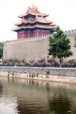 запрещенный город фарфора Пекин Стоковые Изображения RF