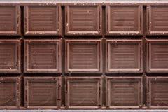 заприте темноту шоколада Стоковые Фото