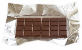 заприте шоколад Стоковые Фото