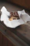 заприте шоколад Стоковое Фото