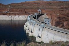 Запруда каньона Глена Стоковая Фотография