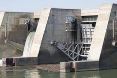 Запруда на реке Стоковое Изображение RF