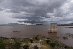 Запруда воды стоковые изображения rf