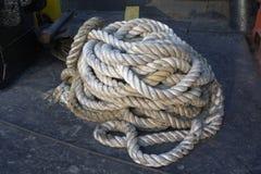 запутанная веревочка Стоковое фото RF