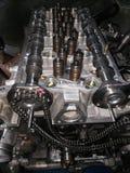 Запчасти автомобиля, оборудование ремонта корабля инструментов ремонта автомобиля центров ремонта автомобилей стоковая фотография rf
