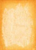 запятнанная бумага Стоковые Фотографии RF