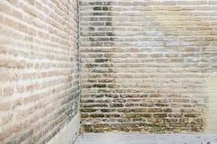 Запятнанная стена Стоковые Изображения