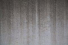Запятнанная текстура предпосылки поверхности утеса цемента Стоковая Фотография RF